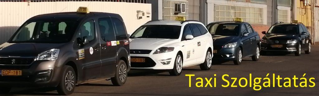 Taxi Szolgáltatások