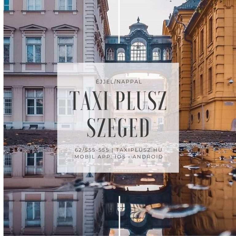 Éjjel-Nappal Szeged Útjain!